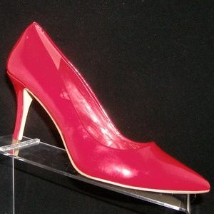 BCBGeneration 'Gaminkha' red pointed toe heels 8W